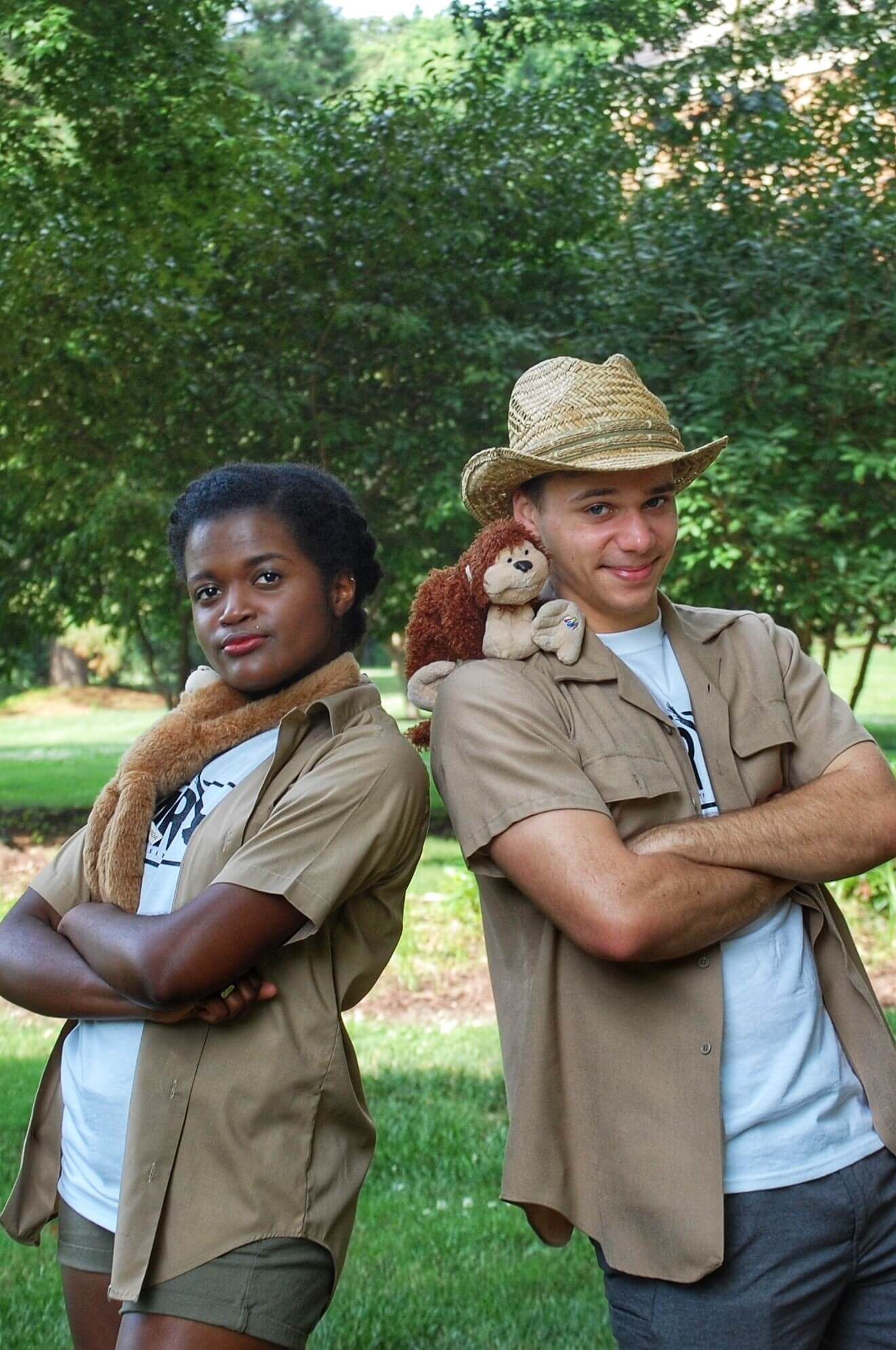 Orientation Captains at Regent University, Virginia Beach.