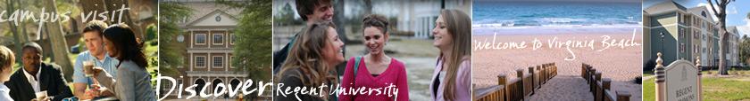 Discover Regent University