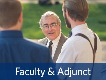 Faculty & Adjunct