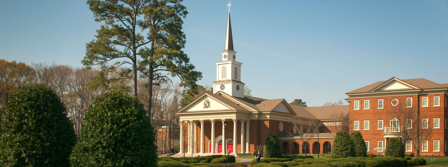 The Regent University Convocation for faculty, staff and student leaders will be held in August at the Chapel.