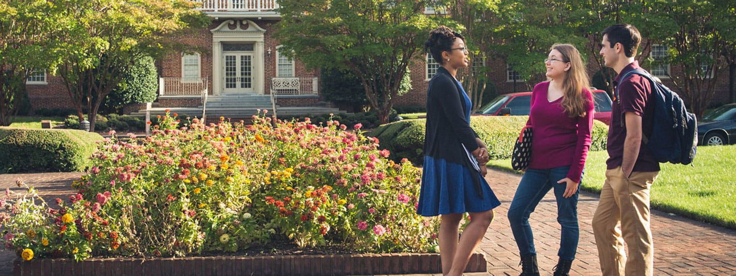Scholarships provide students of Regent University, Virginia Beach, with the financial support they need to receive a Christian education.