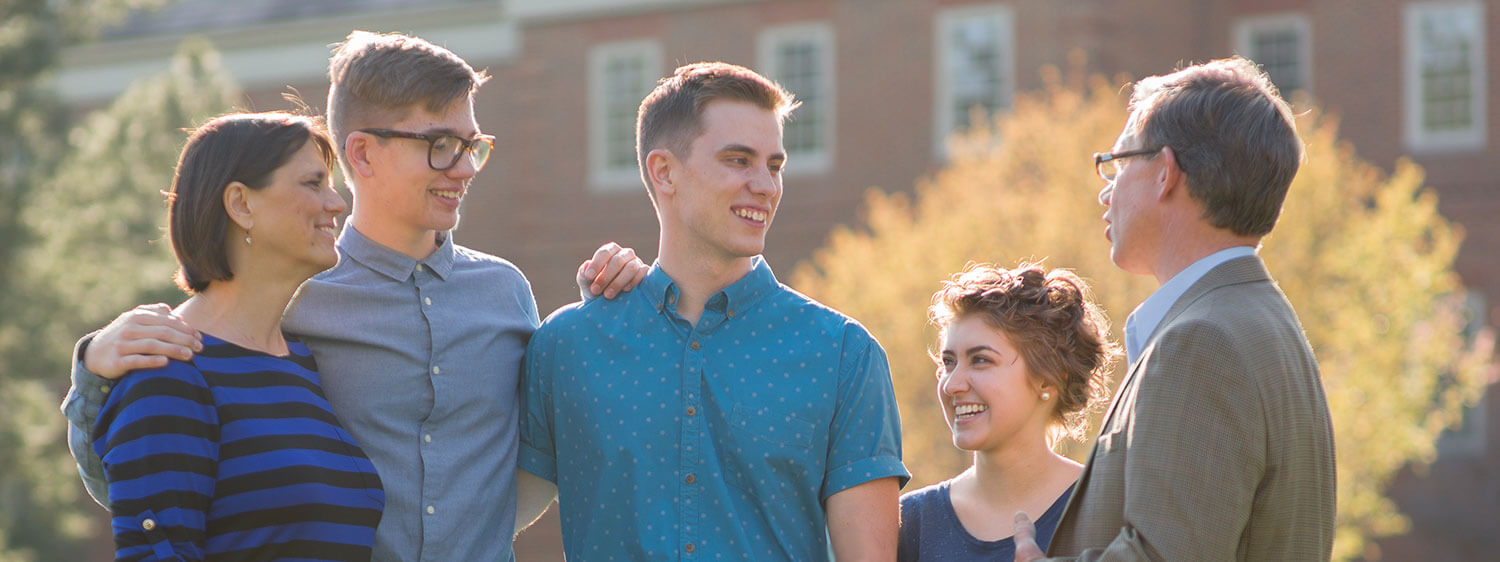 At Regent, parents are encouraged to become actively engaged in student life.