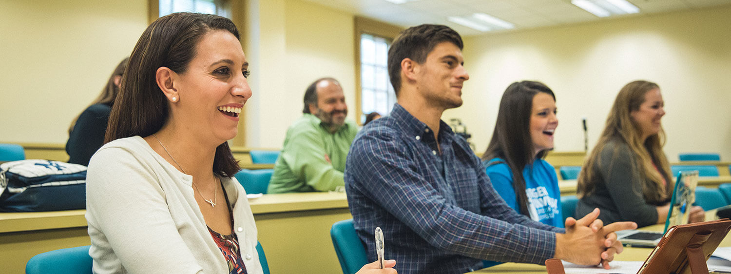 The seven grad schools of Regent University, Virginia Beach, offer students a wide array of doctoral and master's degree programs.