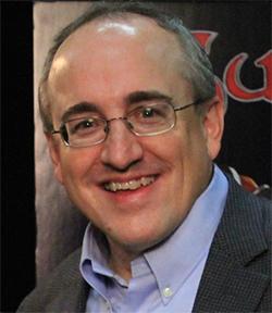 Sean Gaffney, Regent University School of Communication & the Arts professor.