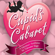 Regent University's Tidewater Stage will open its annual Cupid's Cabaret production.