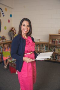 Regent University alumna Heather Waild was recognized as 2017 Reading Teacher of the Year by the Virginia State Reading Association.