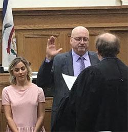 Photo courtesy of Judge Ronald Salmons.