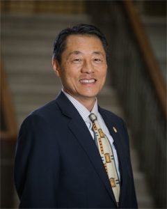 Regent University associate professor Dr. Choi was chosen to be the Vice President of Korean-American University Professors Association.