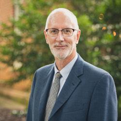 Associate dean for Regent University's School of Divinity Dr. Jim Flynn.