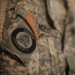 Regent University's Military Resource Center hosted the Veterans Prayer Breakfast.