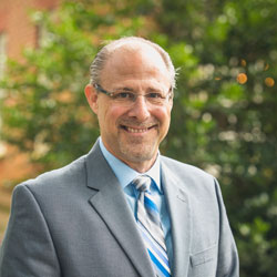 Dr. Daniel Gilbert, director of master's programs for Regent University's School of Divinity.