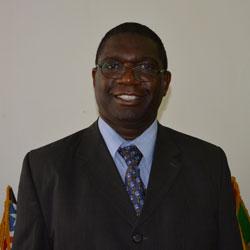 Regent University alumnus Dr. Frederick Kawuma.