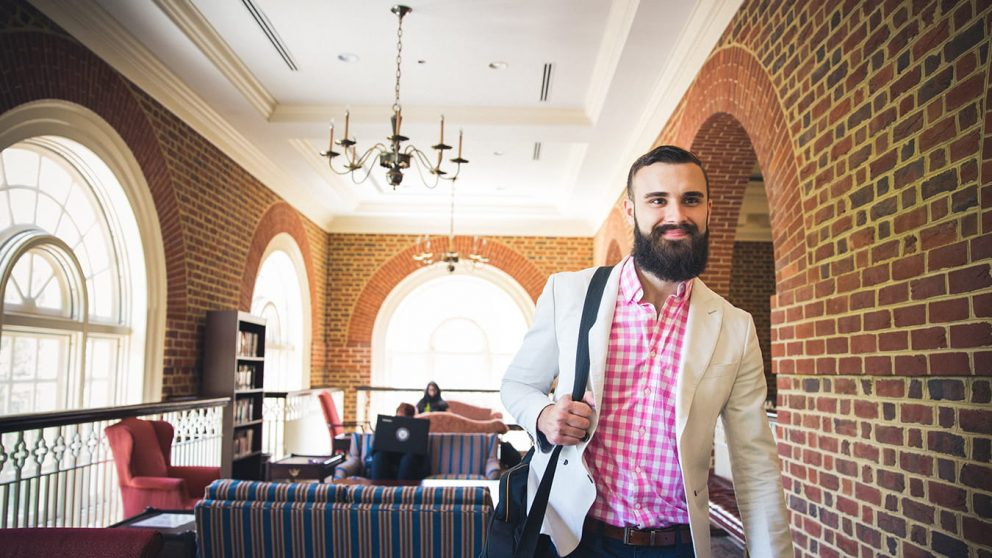 Start your semester strong at Regent University, Virginia Beach.