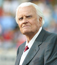Rev. Billy Graham leaves behind a powerful legacy.