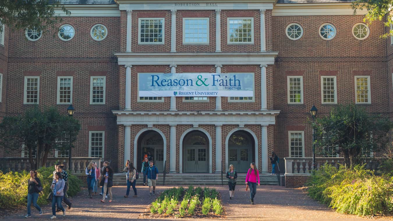 Regent University Virginia Beach Offers A Range Of On Campus And Online Degrees