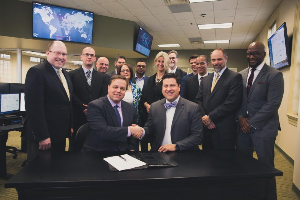 Regent University will provide cybersecurity training to employee-owners of Burns & McDonnell.