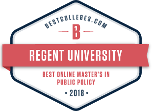 Regent University Best Online Master's In Public Policy - 2018 | bestcolleges.com