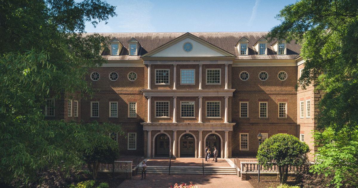 Learn about the Regent University law school.