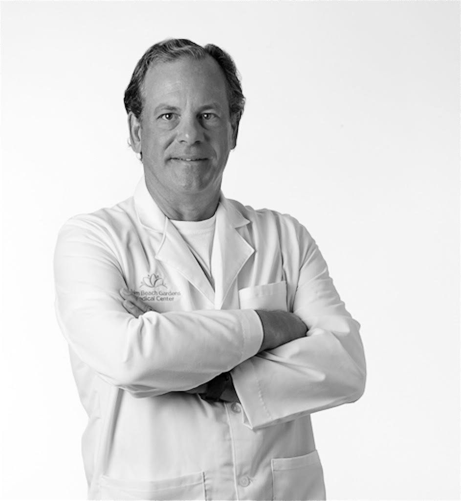 Nationally renowned cardiologist, author and speaker, Dr. Chauncey Crandall.