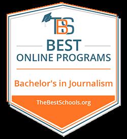 Best Online Programs - Bachelor's in Journalism - TheBestSchools