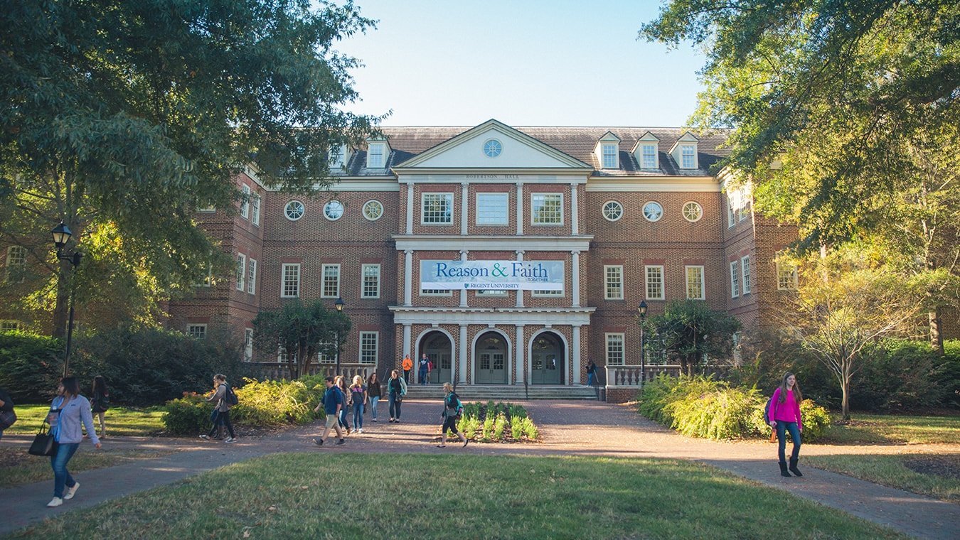 Regent University Which Offers Degrees Online And On Campus In Virginia Beach Combines Reason
