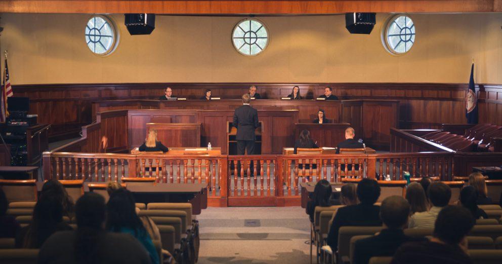 Regent University's law school equips its students to excel.