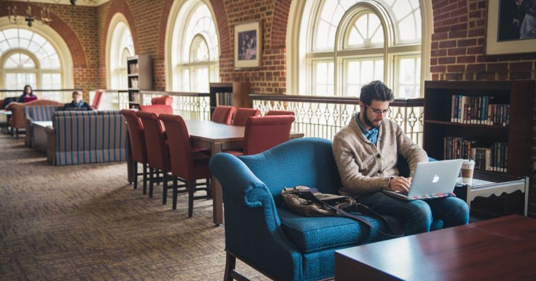 Regent University offers helpful tips for forming good study habits.