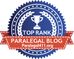 Top Rank - Paralegal Blog - Paralegal411.org