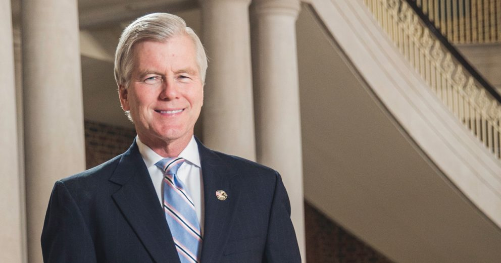 Former Virginia Governor Bob McDonnell.