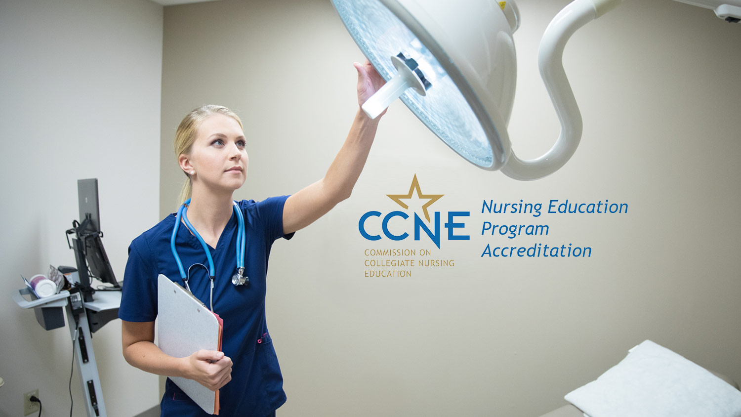 Regent University's School of Nursing RN to Bachelor of Science in Nursing Program Accredited by Commission on Collegiate Nursing Education (CCNE)
