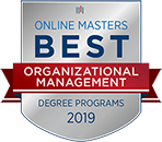 Online Masters Best Organizational Management Degree Programs 2019