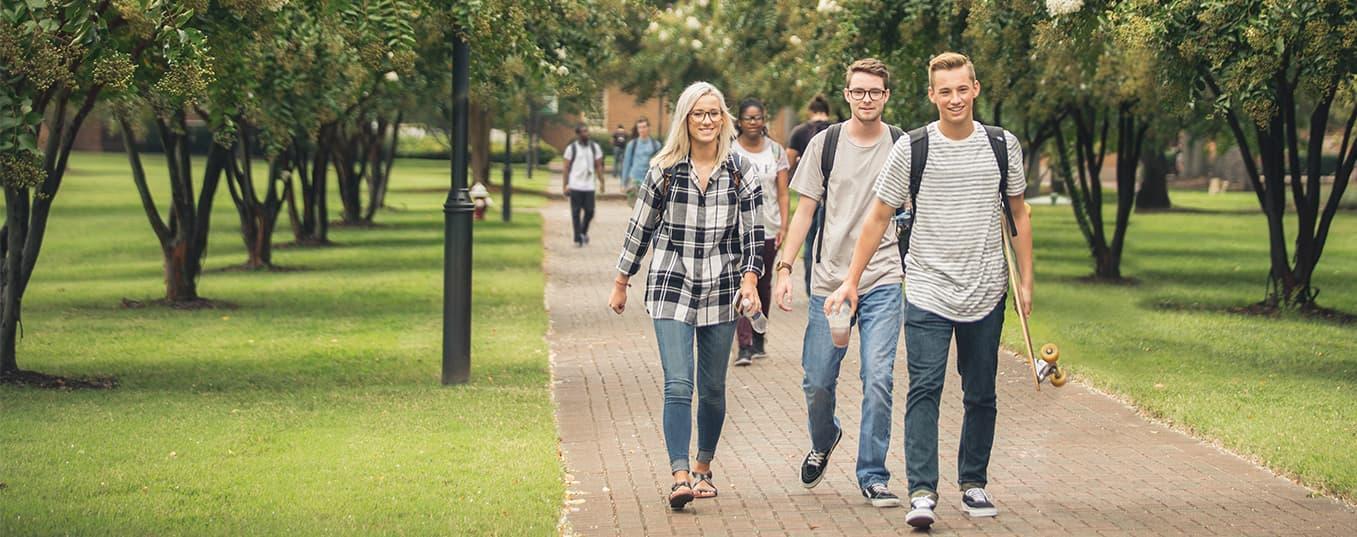 The College of Arts & Sciences, Regent University, Virginia Beach, offers a range of undergraduate programs.
