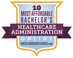 10 Most Affordable Bachelors Healthcare Administration Online | bachelorsdegreecenter.com