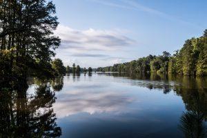 Stumpy Lake is a short drive from Regent University, Virginia Beach, VA 23464.