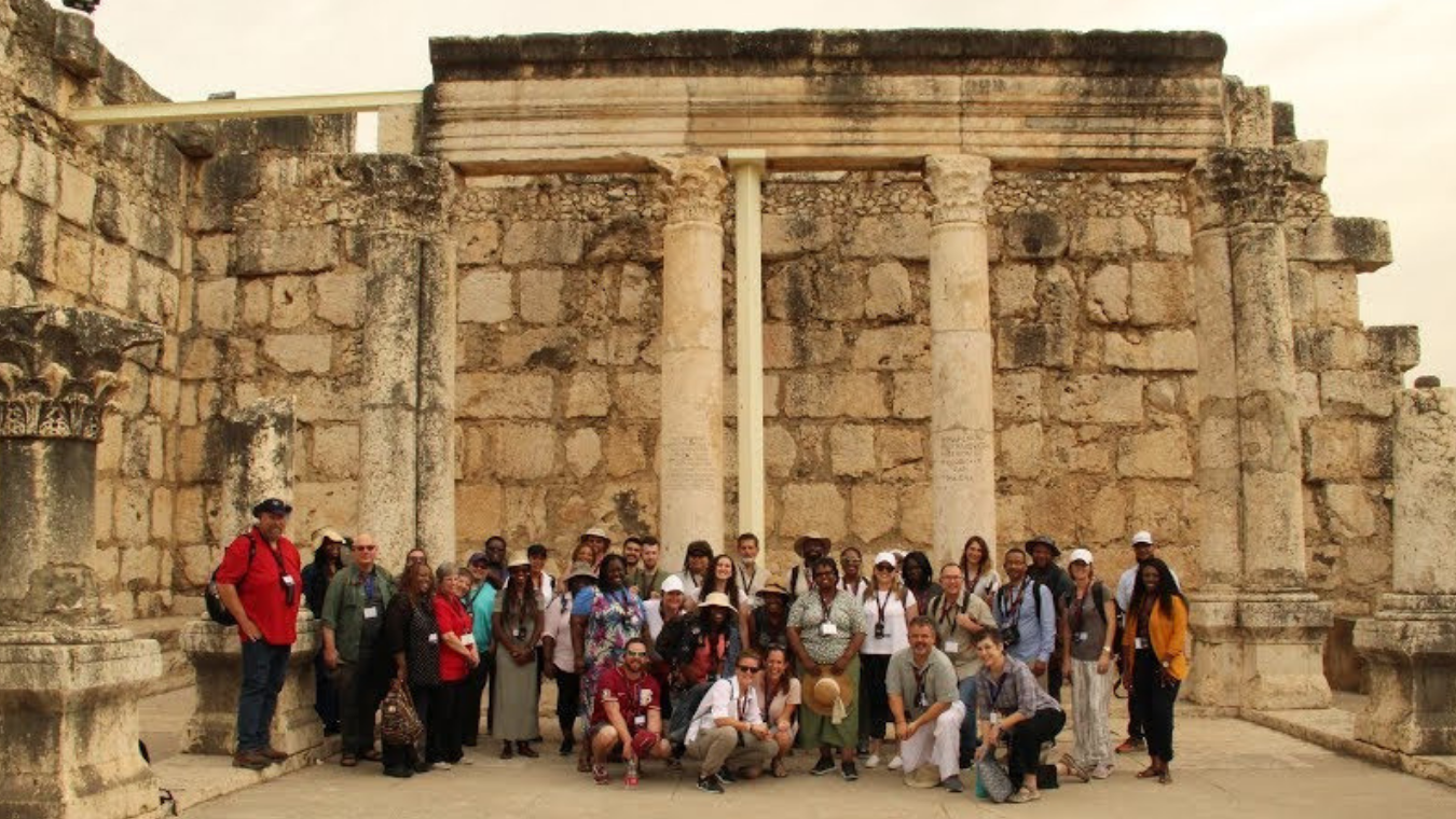 41 Regent University Students Journey to Israel for a Special Trip