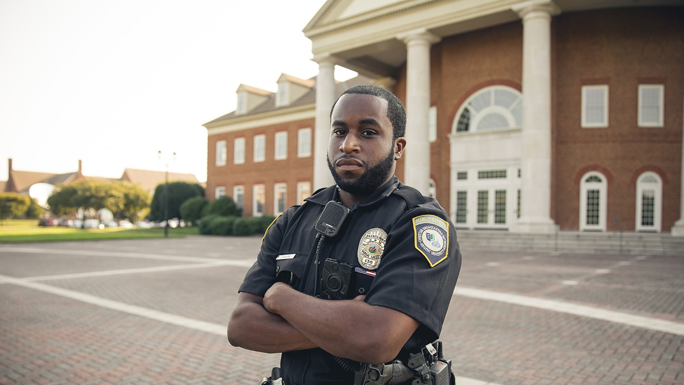 Explore the Bachelor of Science in Professional Studies - Criminal Justice program offered by Regent University.