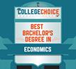 Top 25 Best Bachelor's in Economics Degrees | CollegeChoice.net, 2019.