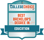 Top 50 Best Bachelor's in Education Degrees | CollegeChoice.net, 2019.