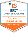 Top 50 Best Online Bachelor of Criminal Justice Degree Programs, 2019 | TheBestSchools.org