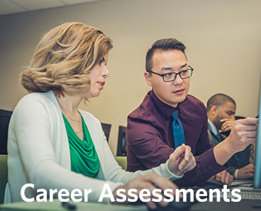 Access career assessments at Regent University's Office of Career and Talent Management.