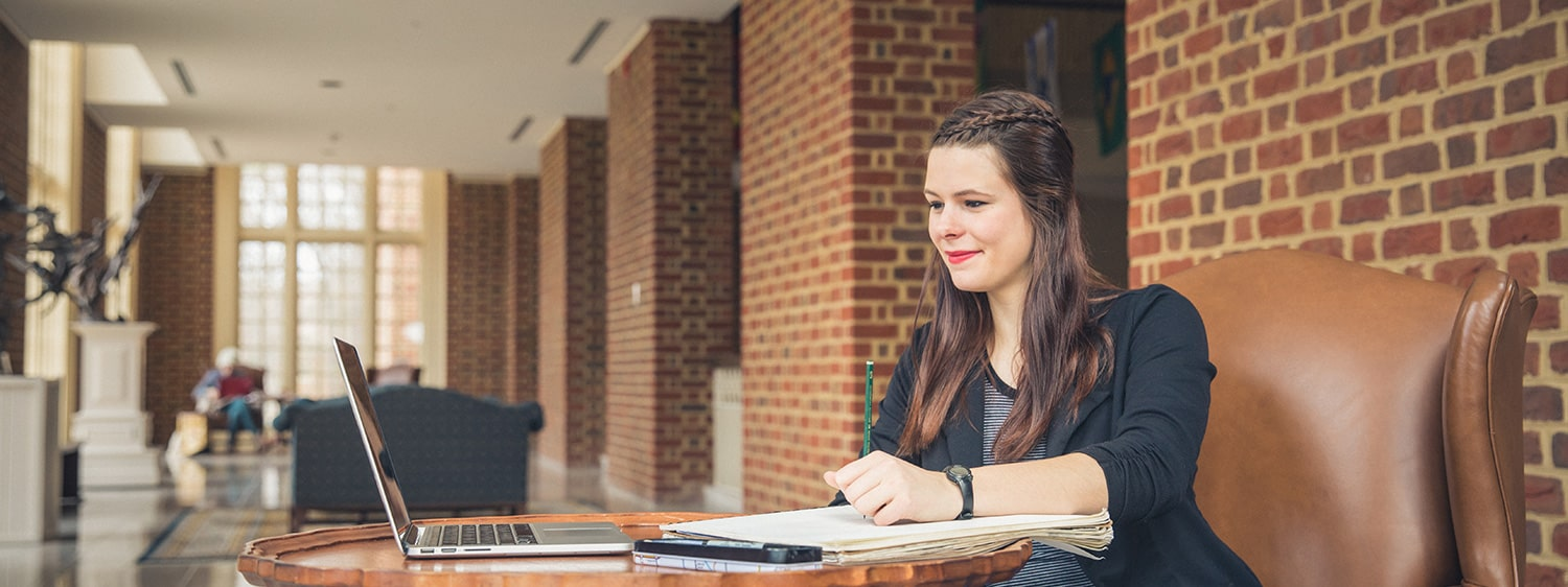Regent offers a Bachelor of Arts in English degree online or on campus at Virginia Beach.