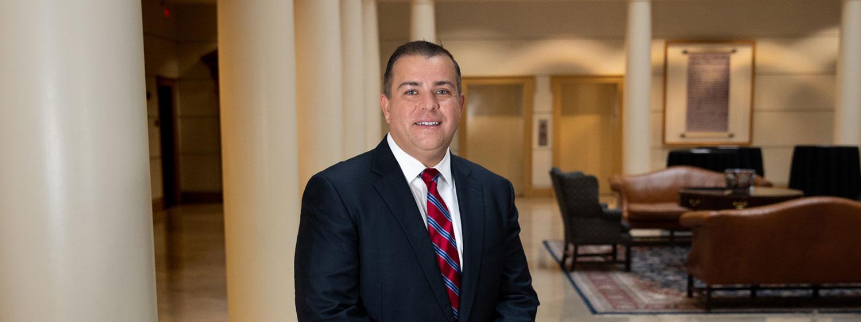 Bradley Lingo, J.D., Regent Law Associate Professor
