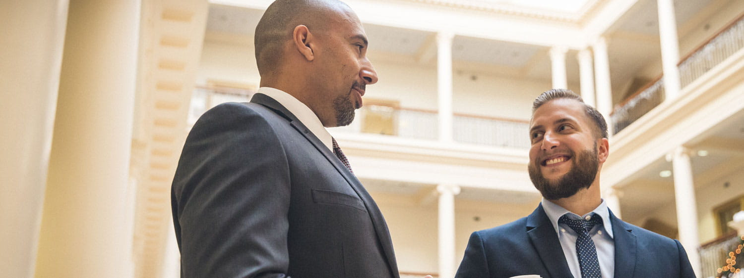 Regent University's business school has launched an Executive Mentorship Program that connects students with business professionals.