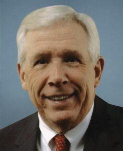 Former congressman Frank Wolf.