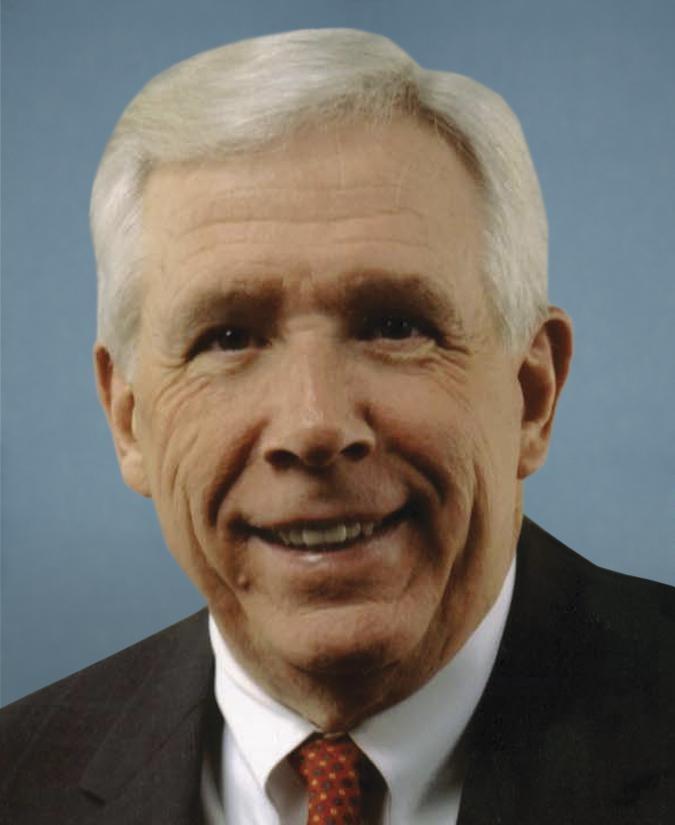 Former Congressman Frank Wolf