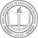 Regent University ranked #43 of the top 60 doctorate in education degree programs | Intelligent.com