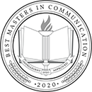 Regent University ranked #21 of the top 40 master's in communications degree programs | Intelligent.com