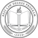 Regent University ranked #12 of the top online law degree programs | Intelligent.com