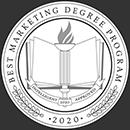 Regent University ranked #59 of the top 60 online marketing degree programs | Intelligent.com