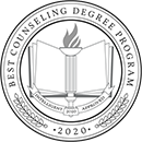 Regent University ranked #2 of the top 60 master's in counseling degree programs | Intelligent.com